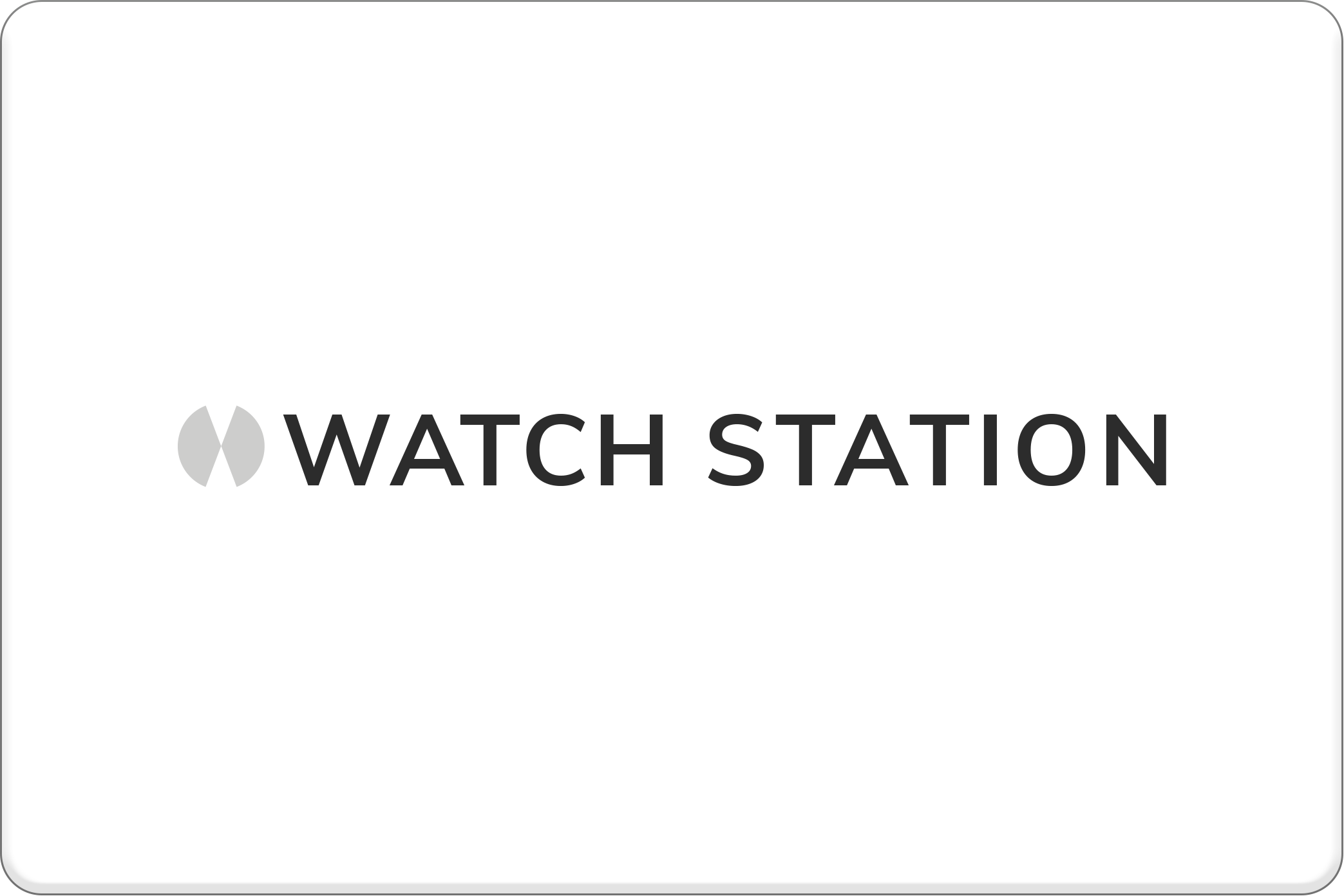 watch station e-gift card