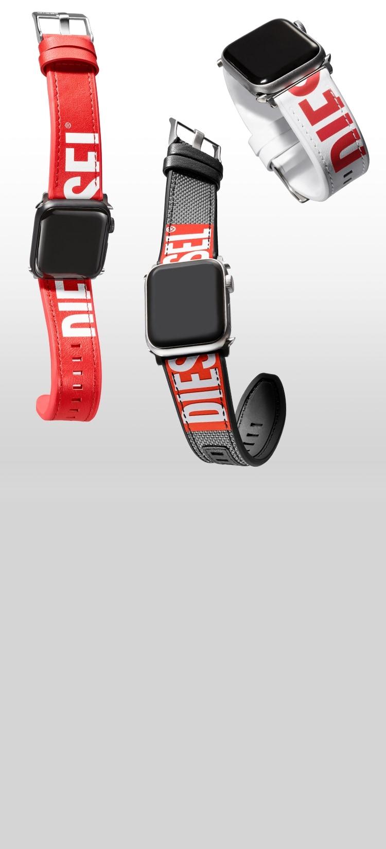 Diesel Apple Watch® Band Background