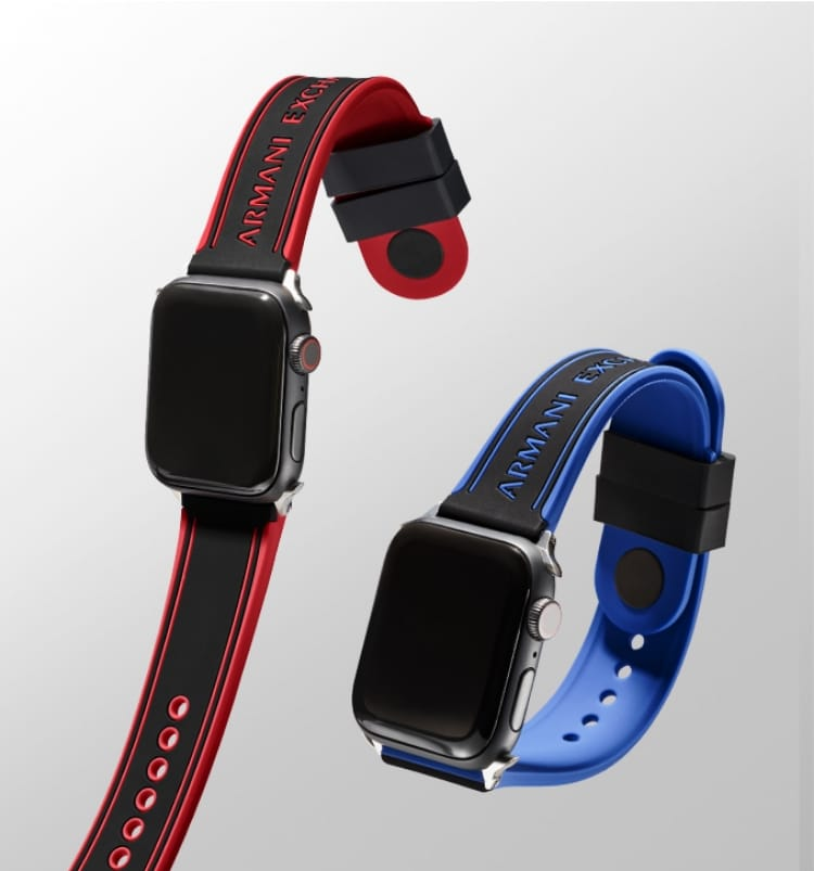 Two A X Apple Watch® Bands