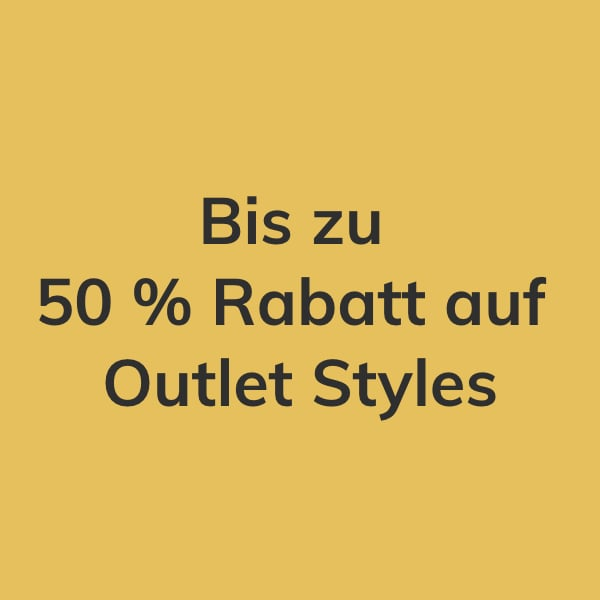Up to 50% Off Outlet Items